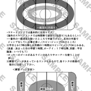 フィギュアスケート覚書2 初中級~中級編