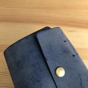 【金具が選べる】マイクロ5システム手帳 -komado-