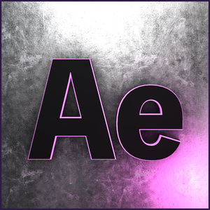 Element3Dで作るシンプルなロゴアニメーション【AfterEffects プロジェクトファイル】