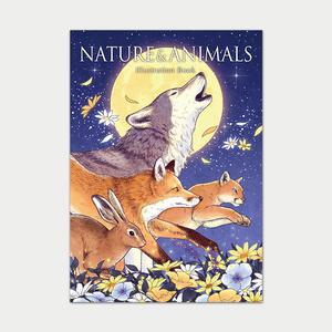 Nature & Animals イラスト集
