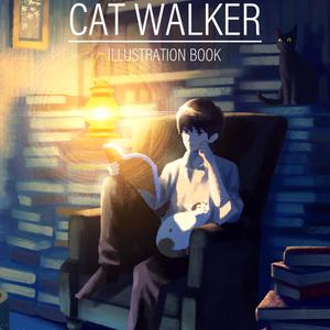 CAT WALKER イラスト集