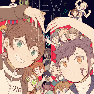 【完売】NEW MON SHOW!!