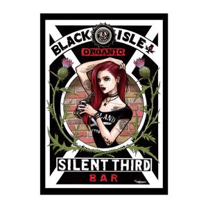 BLACK ISEL ポスター