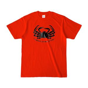 カニTシャツ(赤)
