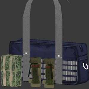MOLLE対応スクールバッグ
