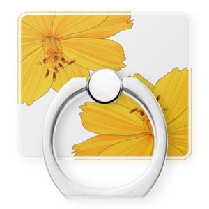 スマホリング-flower-