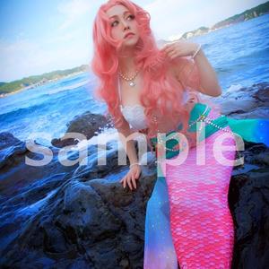 Morganite Mermaid