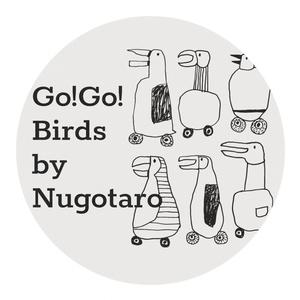 Special Thanks! Go!Go!Birds by Nugotaro -25mm-