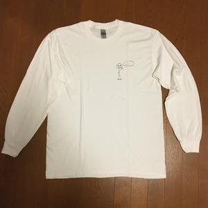 くだらない人間ロングTシャツ