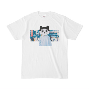 泣き虫なぼろまるTシャツ