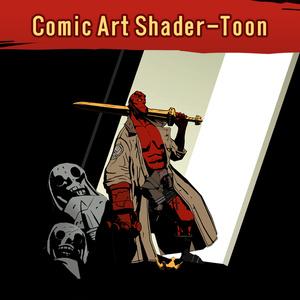 ComicArtShader_Toon