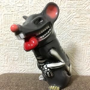 ゾンビマウス グレー
