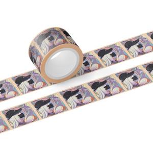 音無むおん マスキングテープ - テープ幅 25mm