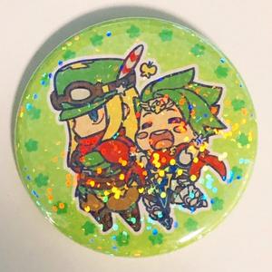 ヒーロー&レンジャー缶バッジ