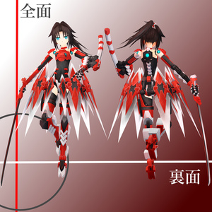 3Dモデル 「椿」