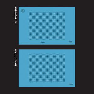 <20-200P幅対応> A4/A5同人誌表紙素材 no.002 水玉