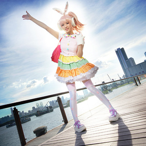 音ゲームコスプレ写真集「UsamimiXMermaid Summer Carnival」