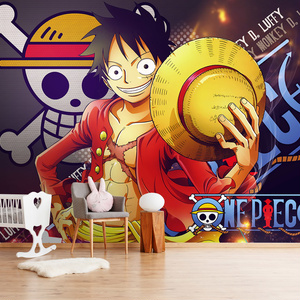 3D ワンピース 203 アニメ ゲーム ポスター 漫画 コスプレ 壁紙 印刷 デカール デコ 屋内 壁の壁画