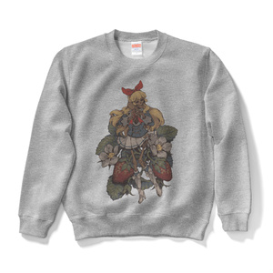 SKELTON星宮いちごsweatshirt