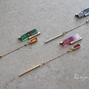 三名槍-Gradation-耳飾り