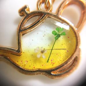 Honey Herb Tea ピアス/イヤリング