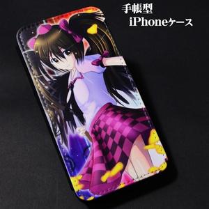 手帳型iPhoneケース「姫海棠はたて」