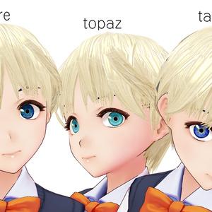 VRoid 瞳テクスチャー