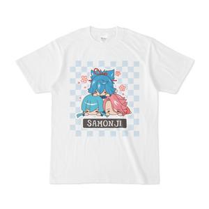 つみつみSAMONJI Tシャツ
