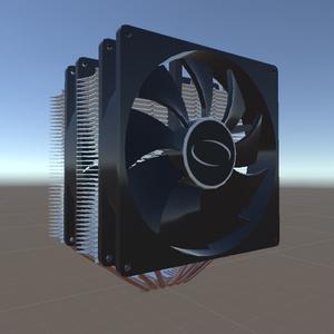 Free  CPUクーラー / CPU Cooler