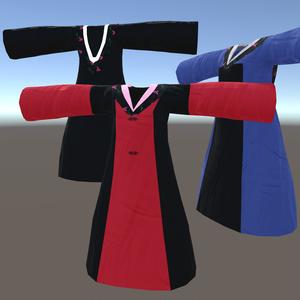 アカデミックドレス / Academic Dress