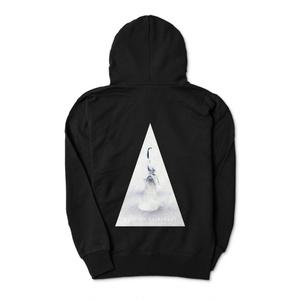 """二人の生活 ジップパーカー """"Triangle"""""""