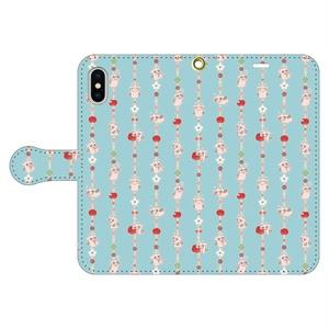 羊セミandroid&iPhoneカバーC