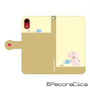 羊セミandroid&iPhoneカバーD