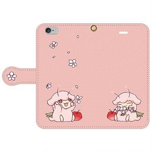 羊セミandroid&iPhoneカバーA