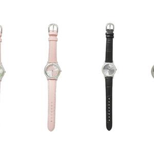 羊セミ腕時計