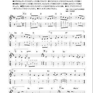 【東方】ウクレレで弾く楽しい東方アレンジ -第一集-