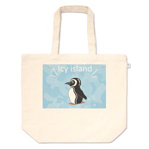 トートバッグ ペンギンIcy island 14109995