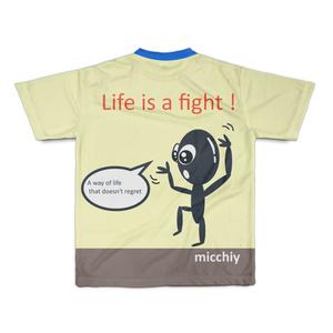 半袖Tシャツ Come here ベージュ 14224666
