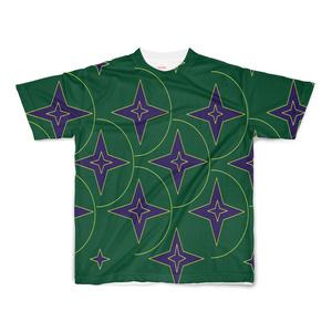 半袖オリジナルTシャツ グリーン キング 14342093