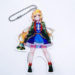 """KOTODAMA TRIBE""オリジナルアクリルキーホルダー"