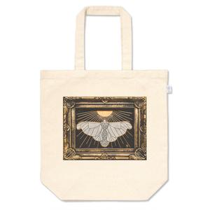 太陽の蛾トートバッグ