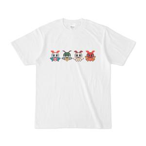 ドット絵蟲っ子Tシャツ