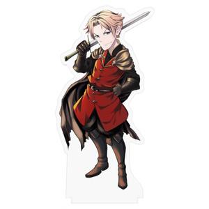 pixivファンタジア Last Saga『追放された英雄イーサン』アクリルフィギュア