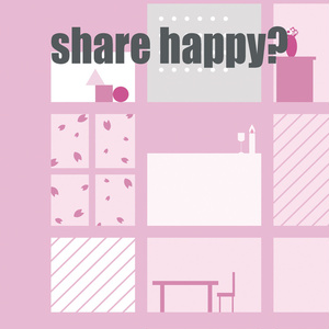 share happy?