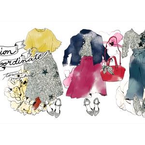 《SALE》グリッターiPhoneケース/ファッションコーディネート