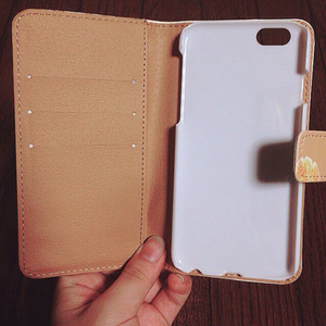 [SALE]手帳型iphoneカバー【6/6s】[ジュエル柄]