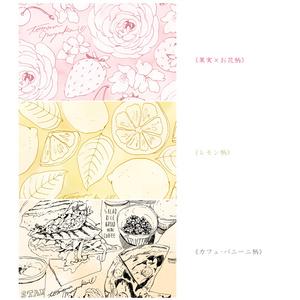 缶バッジセット[color:ピンク]
