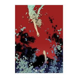 SYNCANDI ポスター・Drowning