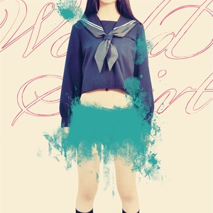 [1st mini album] World Skirt CD版