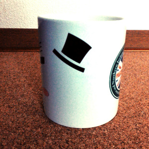 [ヘタリア]マグカップ(いぎりすもち)